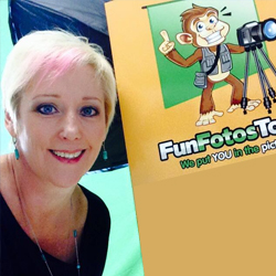 Kim Hofstetter - Co-founder of Fun Fotos To Go