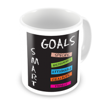 1-Motivational Mug Sample - Smart Goals