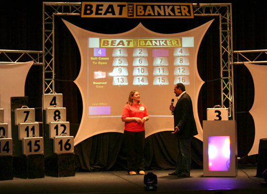 Platinum Level of Beat the Banker Contestant