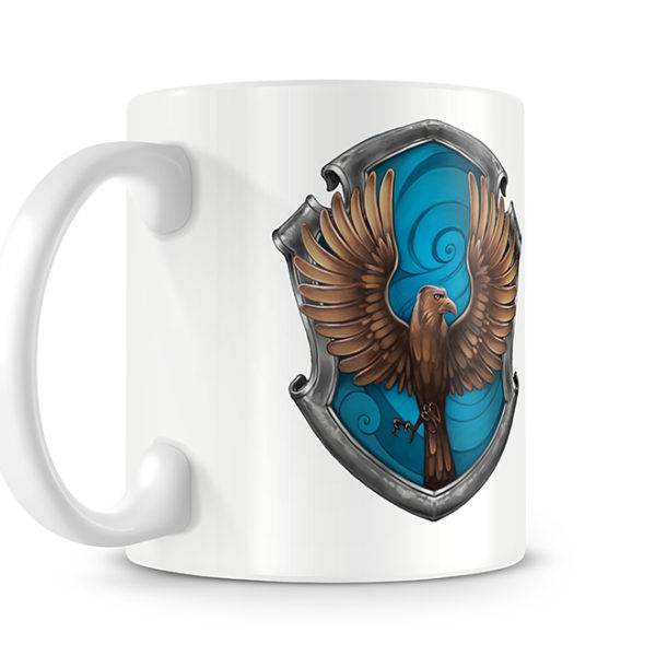 Harry Potter Style Ravenclaw Photo Mug
