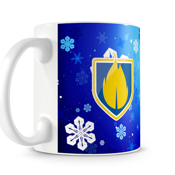 SAU Logo Mug Christmas Edition