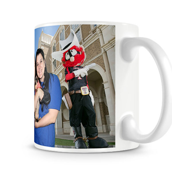 Texas Tech Red Raiders Sample Mug