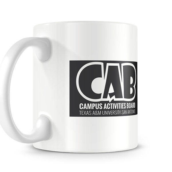 Texas A&M San Antonio CAB Mug