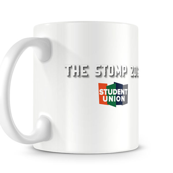 UTRGV The Stomp Mug - Logo Side