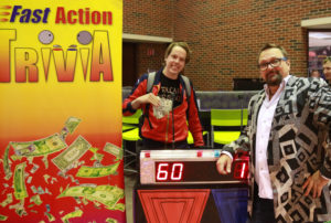 Fast Action Trivia College Game Show