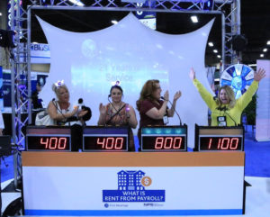 Fast Action Trivia for Trade Show Entertainment