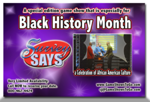 black history month game show