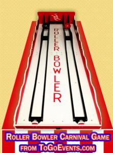 Carnival Game Roller Bowler