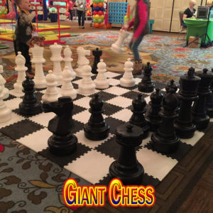 Giant Chess To Go