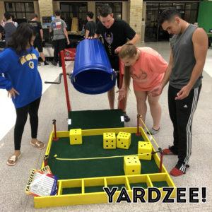 Jumbo Yahtzee / Yardzee