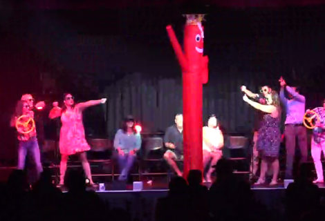 Hypnotist CJ Johnson at Coushatta Casino through Saturday, Aug 11, 2018