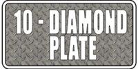 10 - Diamond Plate