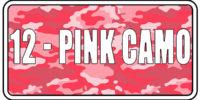 12 - Pink Camo