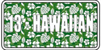 13 - Hawaiian