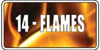14 - Flames