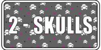 2 - Skulls