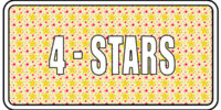4 - Stars