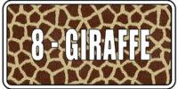 8 - Giraffe