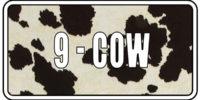 9 - Cow