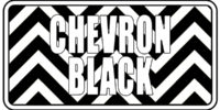 Chevron - Black