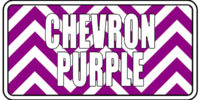 Chevron - Purple