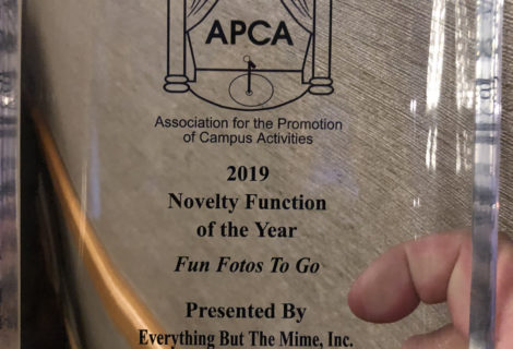 "Fun Fotos To Go honored at APCA Conference as ""Novelty Function of the Year"""