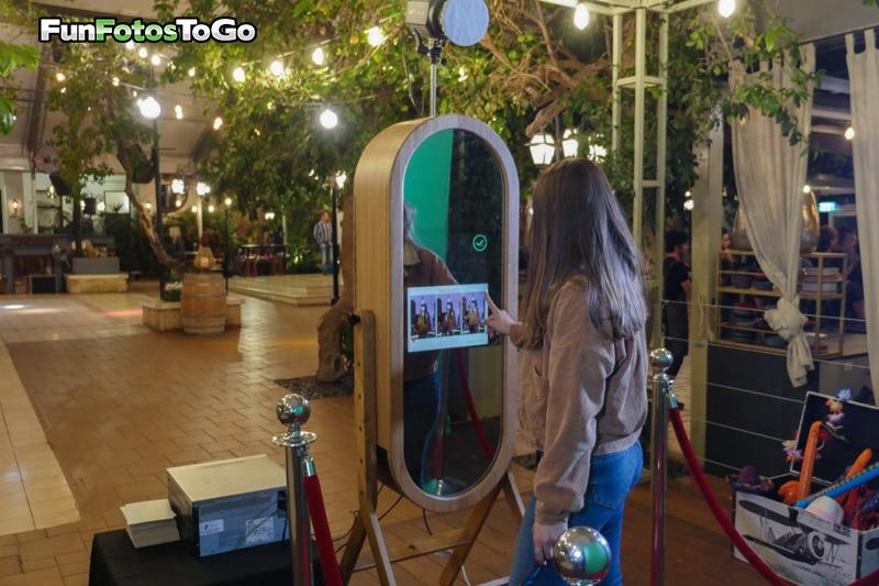 Magic Mirror Photo Booth Austin TX