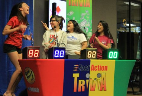 Fast Action Trivia