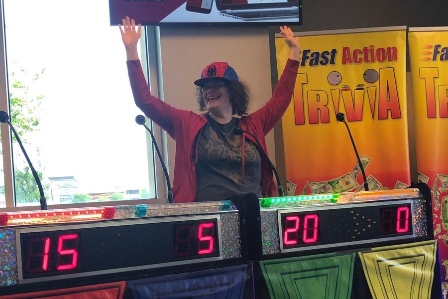 Winner Winner Chicken Dinner at Fast Action Trivia