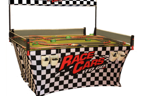 Micro Slot Car Racing