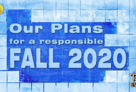 To Go Events Plan for 2020