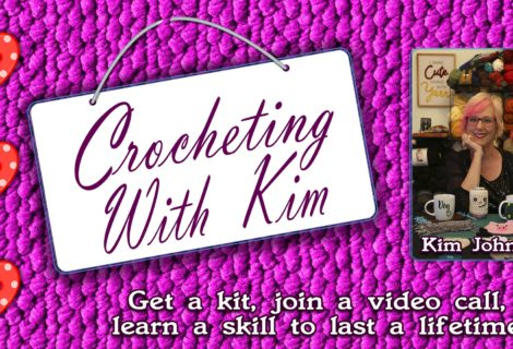 Crocheting With Kim – Custom Crochet Kits and Lessons