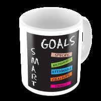 1-Motivational Mug Sample - Smart Goals