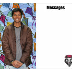 Kites Custom College Photo Dry Erase Board Sample LG