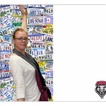 License Plates Custom College Photo Dry Erase Board Sample LG
