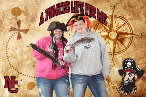 Talk like a Pirate Day/Mascots