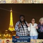 Aound the World - Paris