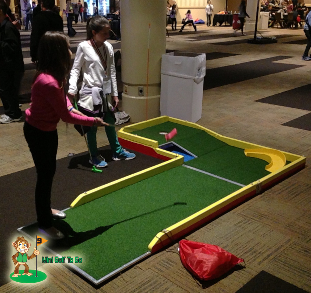 To Go Events Portable Mini Golf For Events From Mini Golf
