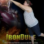 Movie Poster  Iron Dude