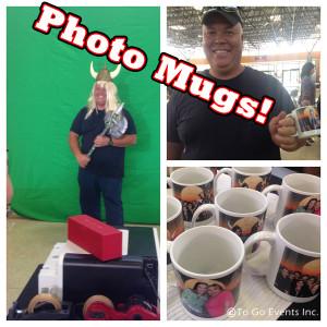 Photo Coffee Mugs Tile