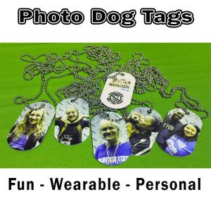 Photo Dog Tags