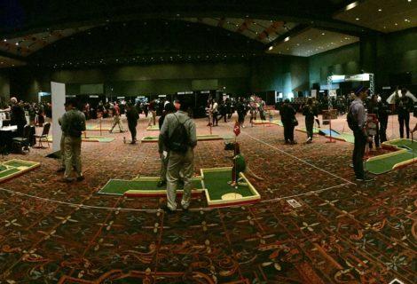 Mini Golf teaches and entertains!